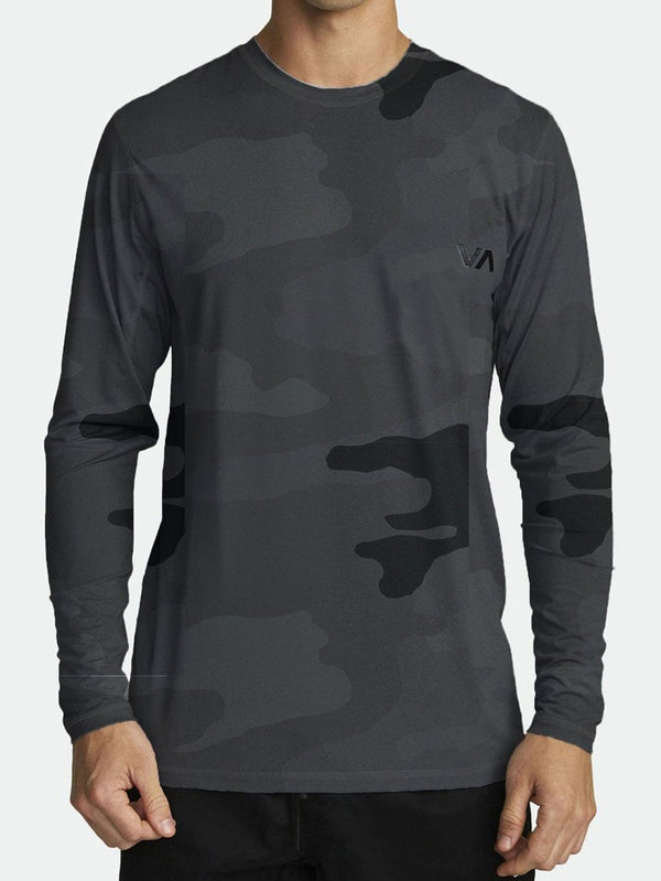 Sport Vent Long Sleeve Top