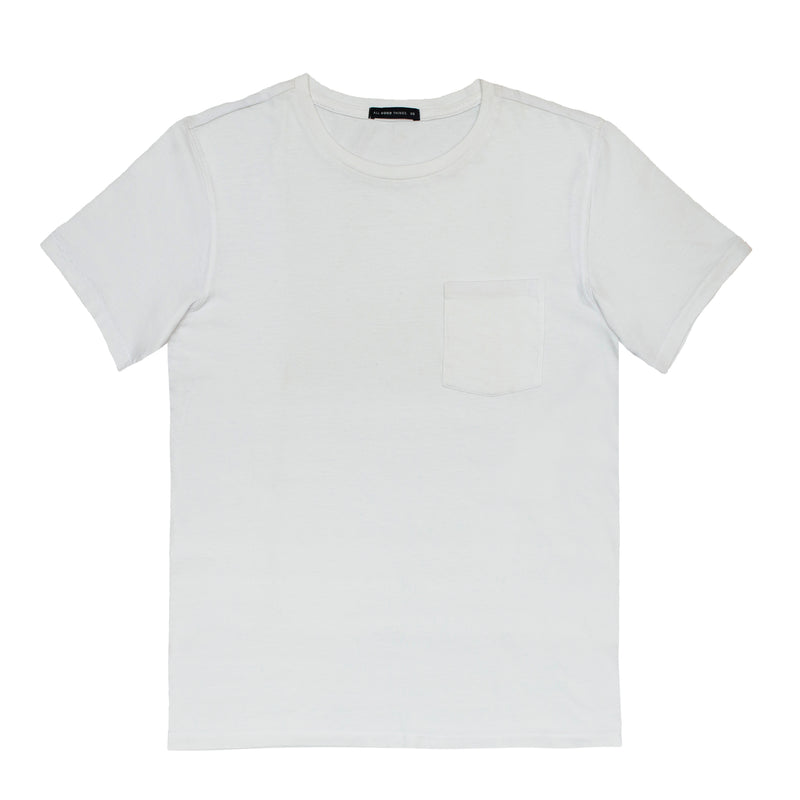 AGT Fashion Tee White