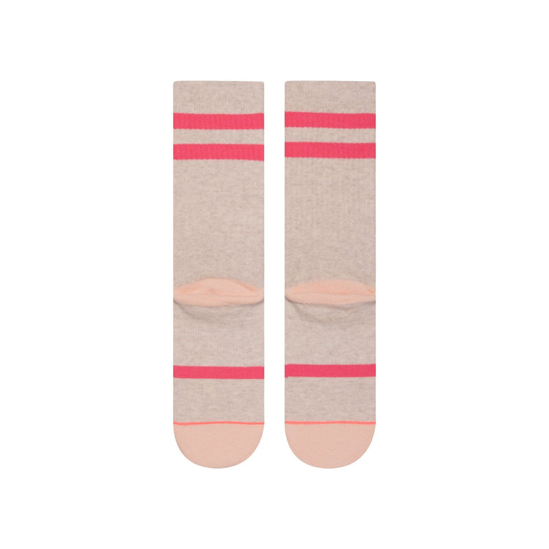 Classic Uncommon Crew Heather Pink