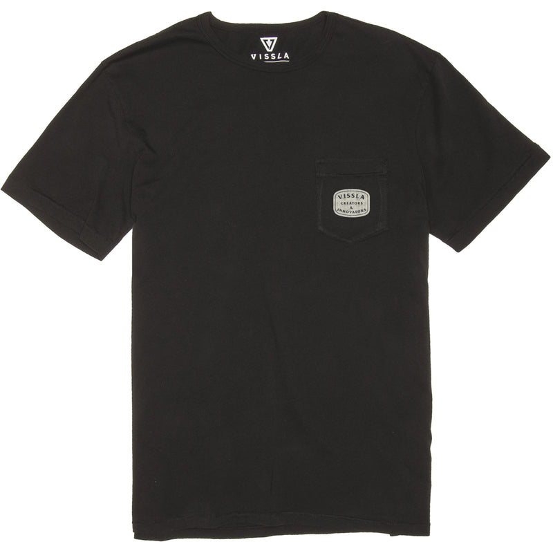Structure Vintage Wash Pocket Tee