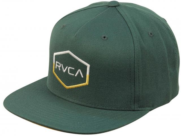 Commonwealth Snapback Hat - Forest