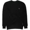 Tripper Crew Fleece Black