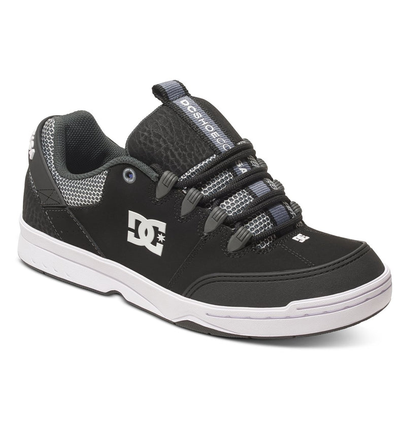 Mens Syntax Shoes Black/Grey