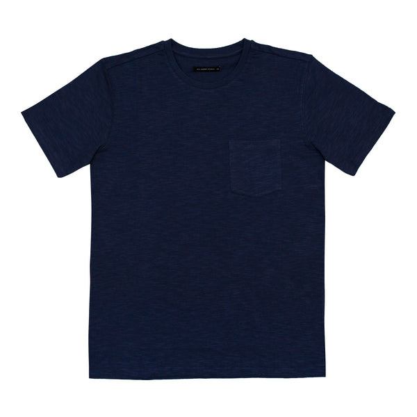 AGT Fashion Tee Navy