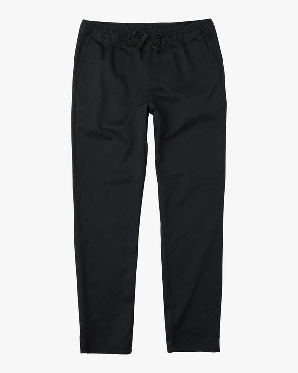 Boy's A.T Dayshift Elastic Pant Pirate Black