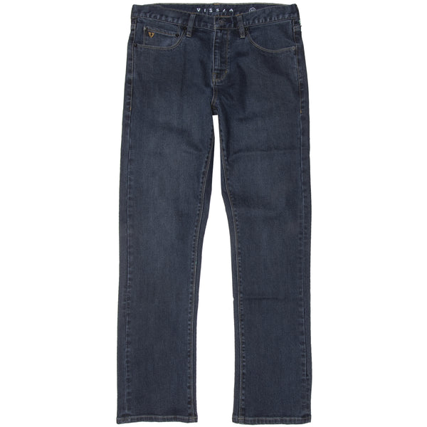 Border Denim 5 PKT Pant - Modern Fit Six Month Wash