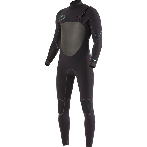 North Seas 4/3 Full Suit Black