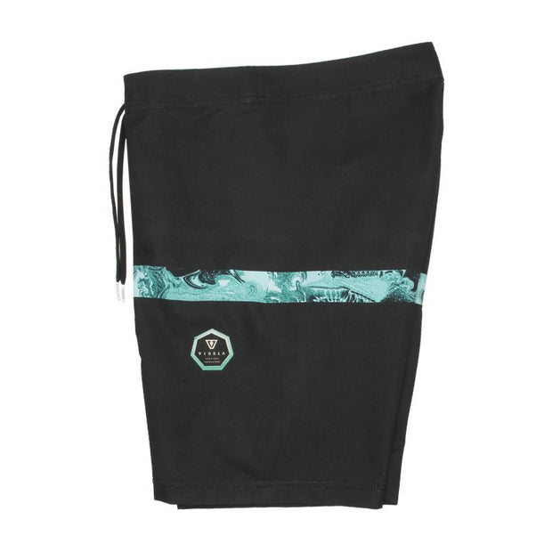 "C & I's 20"" Boardshort Black - The Store Stuff"