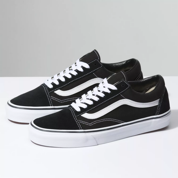 Old Skool Black/White