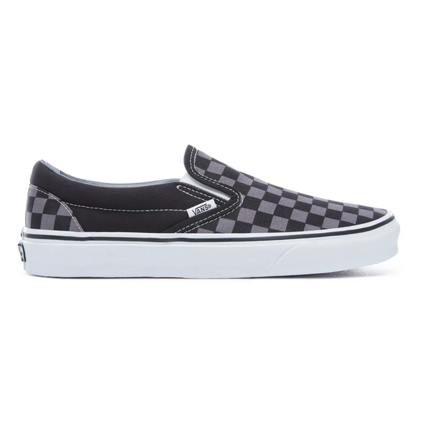 UA Classic Slip-On Black/Pewter