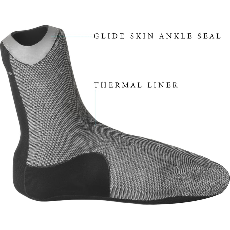 7 Seas 3mm Split Toe Bootie