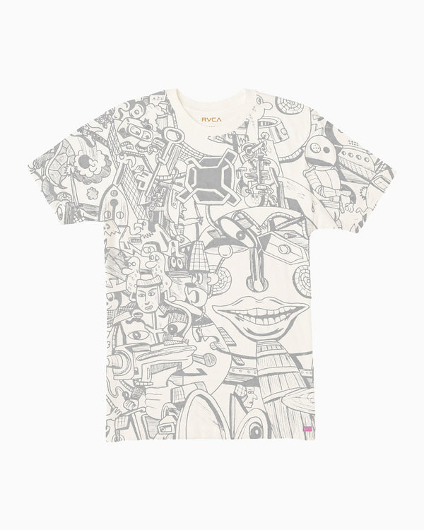 Grillo World T-shirt