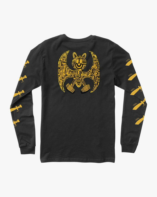 Grillo Bat Long Sleeve T-Shirt
