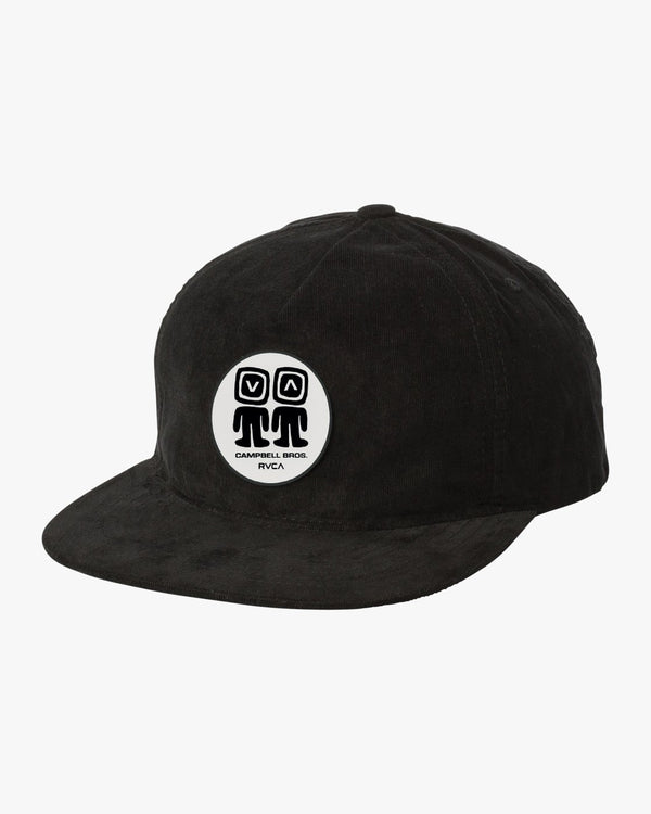 Campbell Snapback Hat