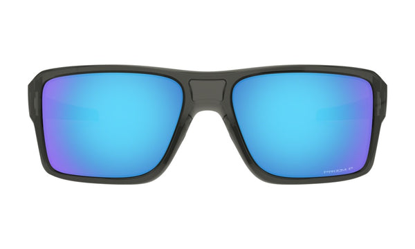 Double Edge Grey Smoke - Prizm Sapphire Polarized