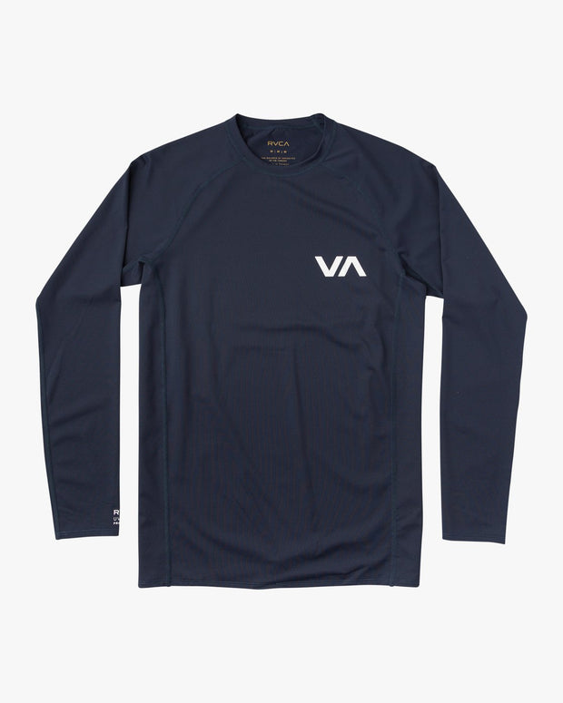 Long Sleeve Rashguard Navy - The Store Stuff