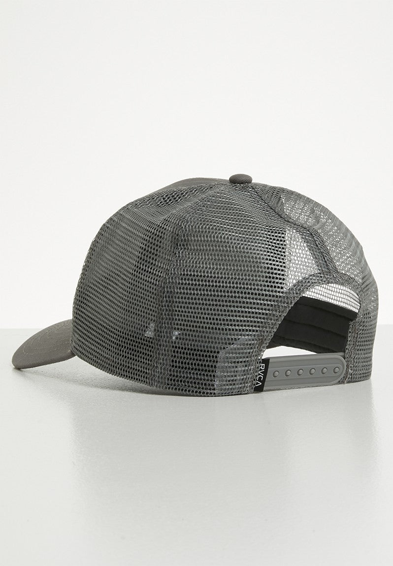 Ticket Trucker II Hat Grey