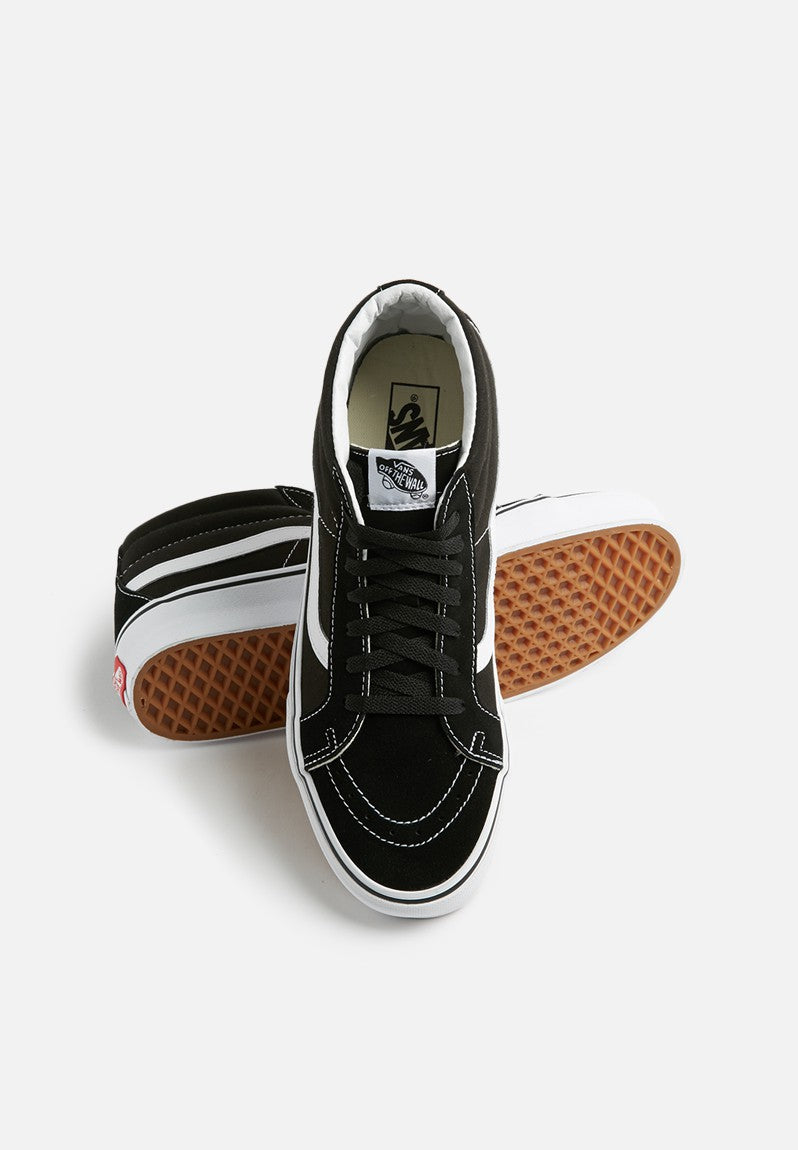 Sk8-Mid Reissue Black/True White