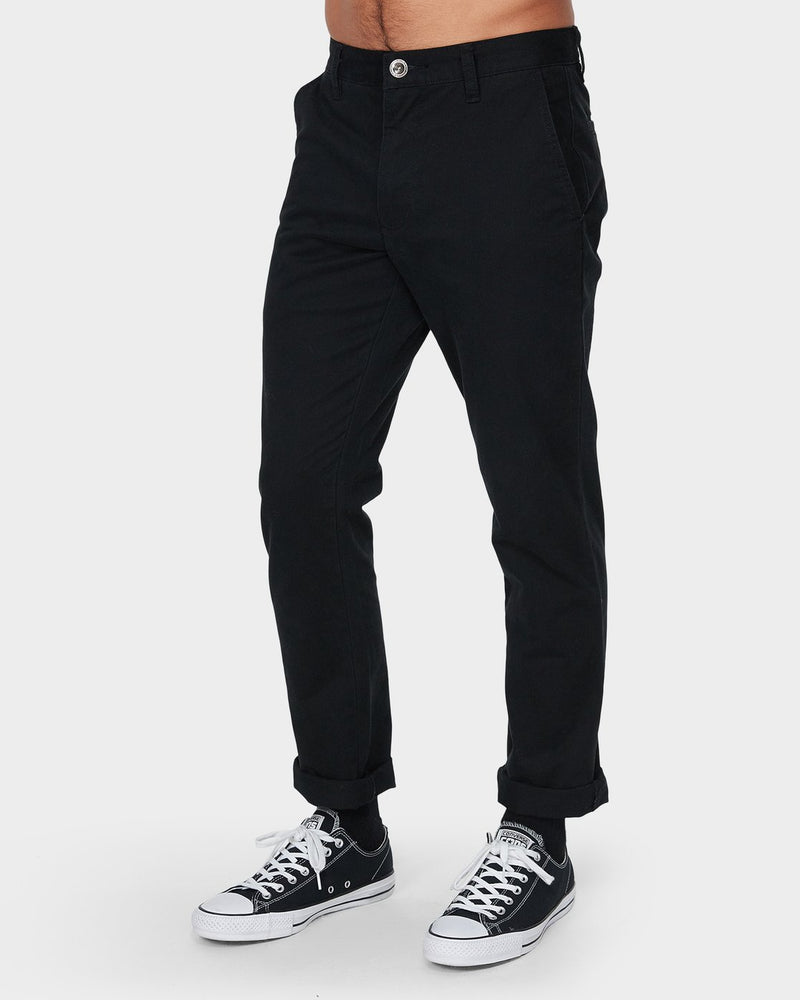 Week-End Stretch Pants Black