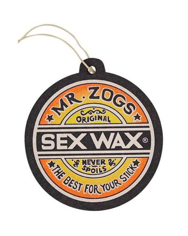 Mr Zogs 3inch Air Freshener Coconut Scent