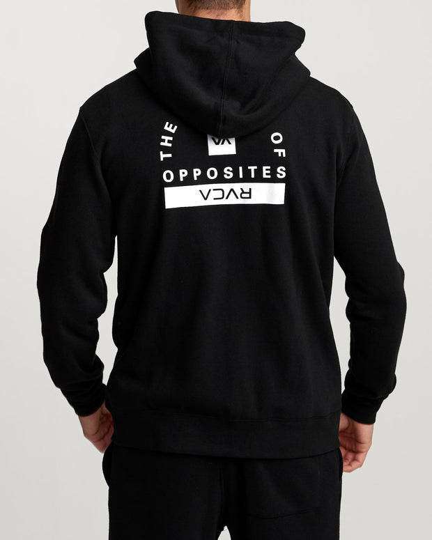 Cage Hoodie Black - The Store Stuff