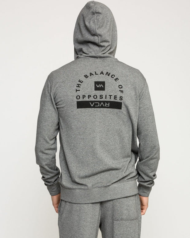 Cage Hoodie Heather Grey - The Store Stuff