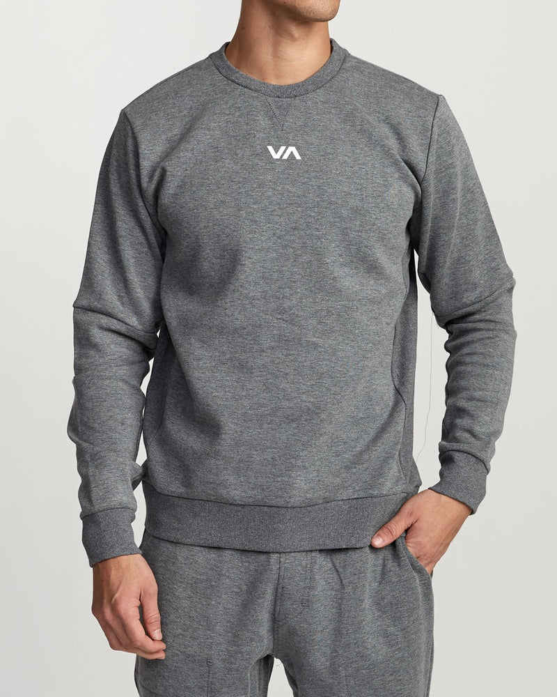 Sideline Sweatshirt Heather Grey