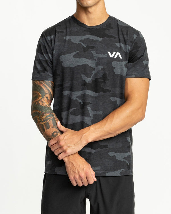 VA Vent Short Sleeve Top