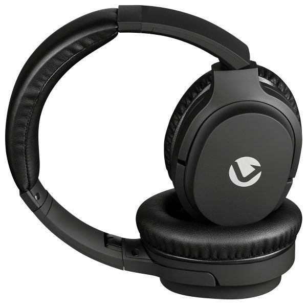 Volkano Rhapsody Series Active Noise Cancelling Bluetooth Headphones- Black