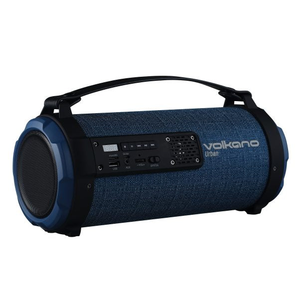Volkano Urban Series Blue - Bluetooth Speaker