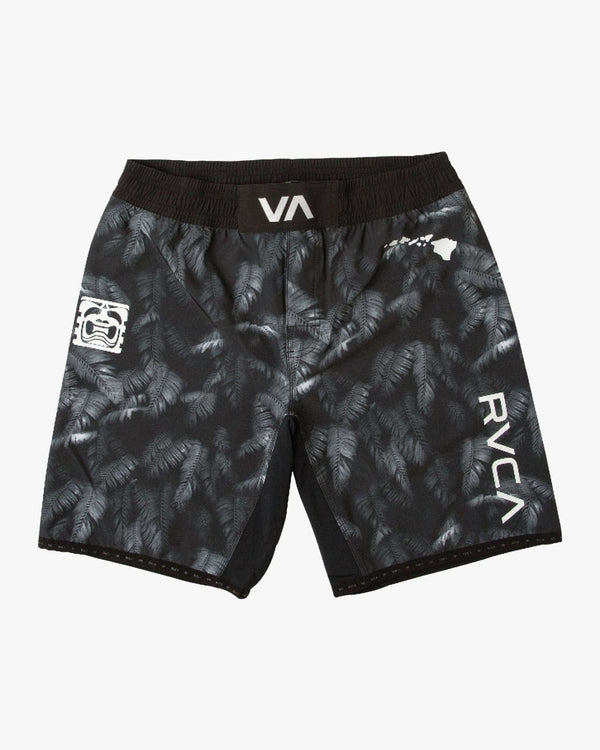 BJ Penn Scrapper Short Dark Grey