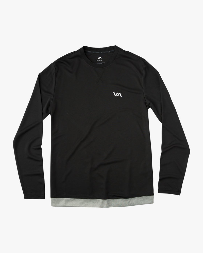Runner Mesh Long Sleeve Shirt