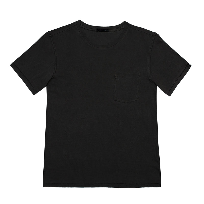AGT Fashion Tee Pirate Black