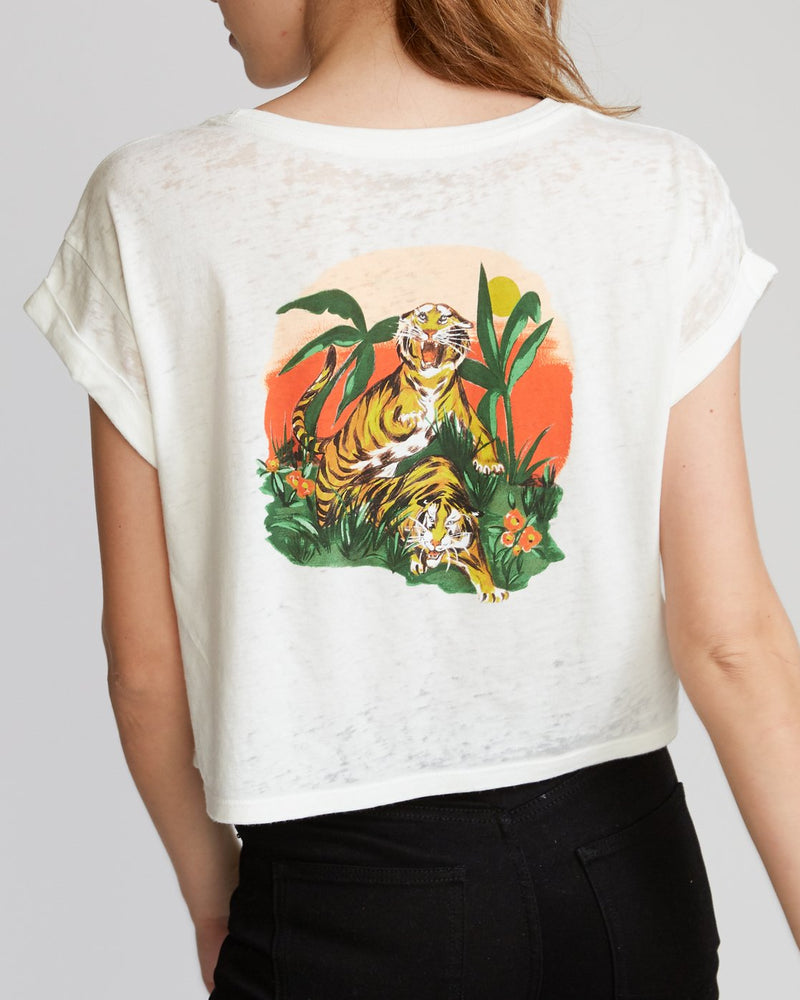 Grisancich Tiger Attack T-Shirt