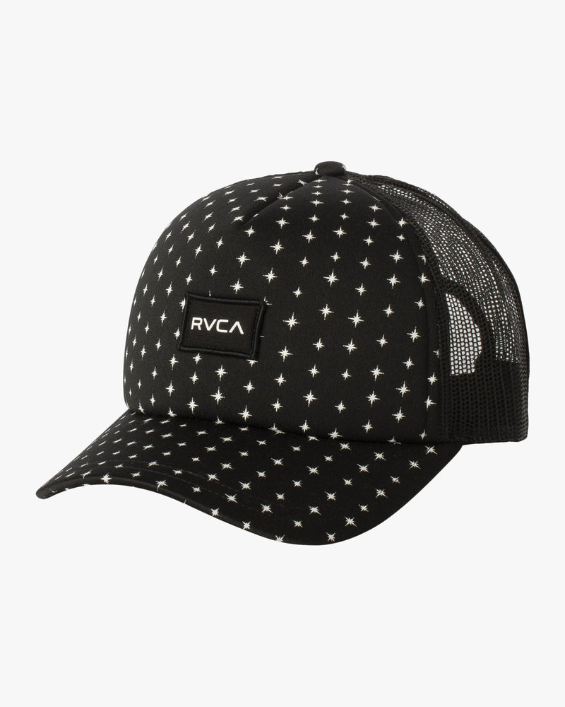 Future Trucker Hat Black