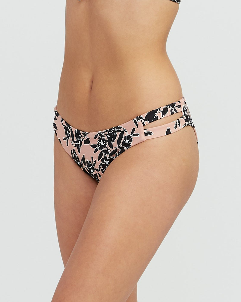 Isla Floral Medium Bikini Bottoms