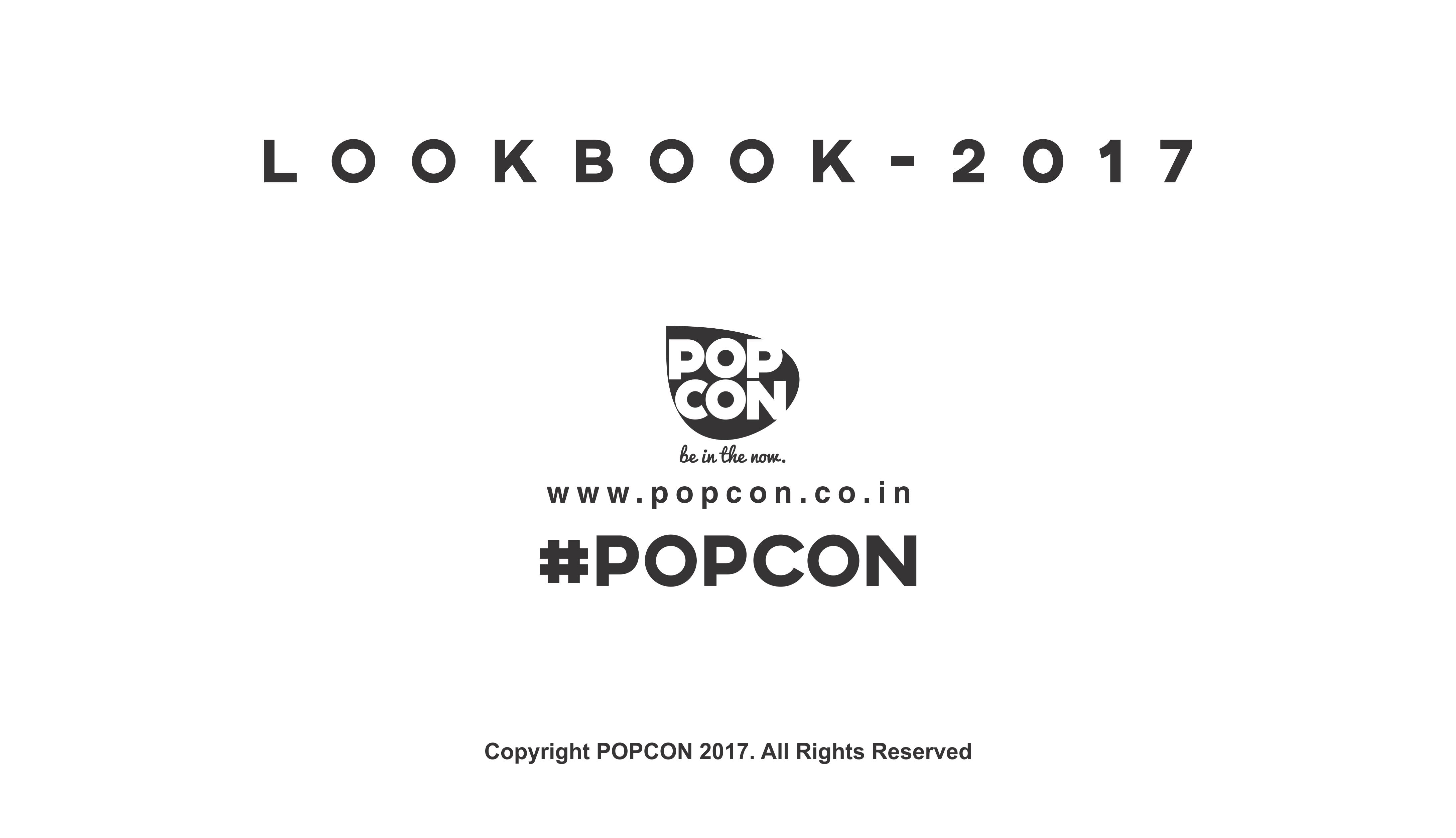 popcon tshirt lookbook