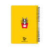 Frenchie Fries Notebook