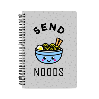 Send Noods Notebook
