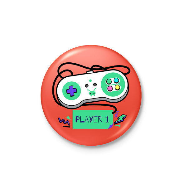 Player Badge