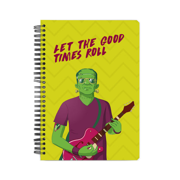 Good Times Notebook