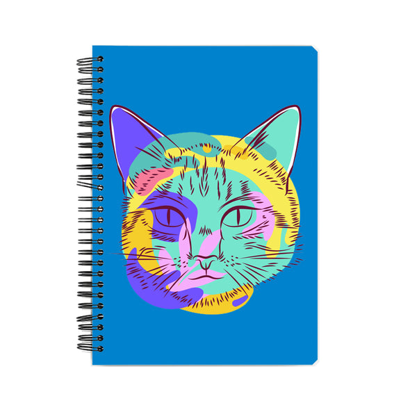 Cat Face Notebook - POPCON