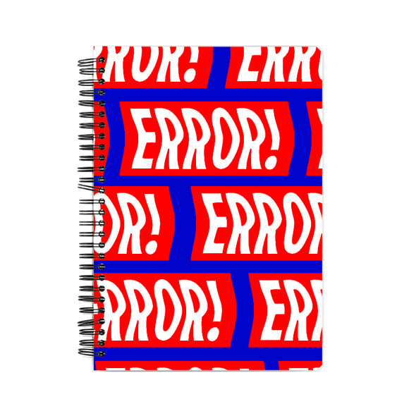 Error Notebook - POPCON