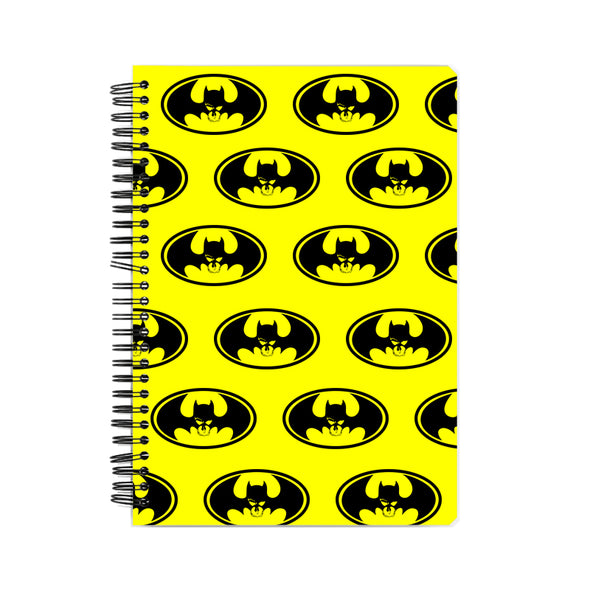 Batman Logo Notebook - POPCON