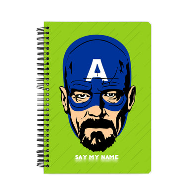 Walter White Notebook