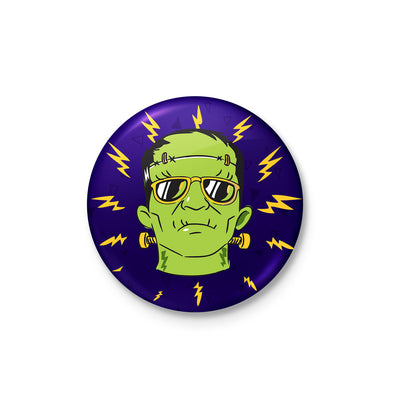 Disco Zombie Badge - POPCON