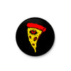Eyes On The Pizza Badge