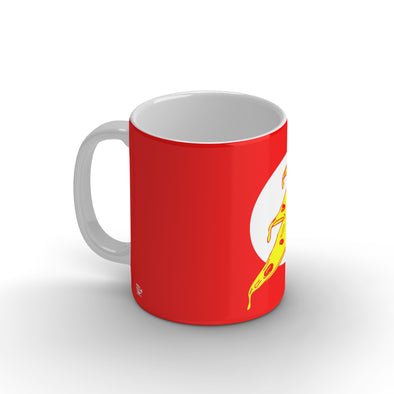 Pizza Flash Mug