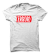 Error Printed Half Sleeve T-shirt