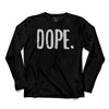 Dope Printed Full sleeve T-shirt - POPCON